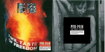 Pro-Pain - Foul Taste Of Freedom / The Truth Hurts 1 - fanzine