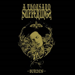 A Thousand Sufferings - Burden 1 - fanzine