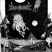 Into Coffin - Into Pyramid of Doom 9 - fanzine