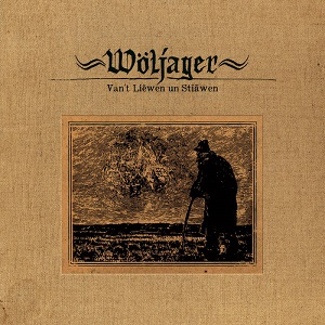 Wöljager - Van't Liewen Un Stiäwen 1 - fanzine