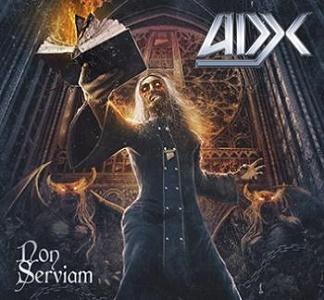 ADX - Non Serviam 1 - fanzine