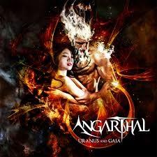 Angarthal - Uranus And Gaia 1 - fanzine
