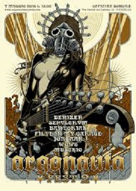 Argonauta Fest 2 - Officine Sonore, Vercelli 7/5/2016 1 - fanzine