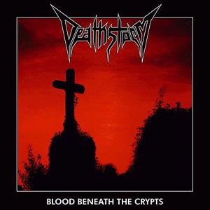 Deathstorm - Blood Beneath the Crypts 1 - fanzine