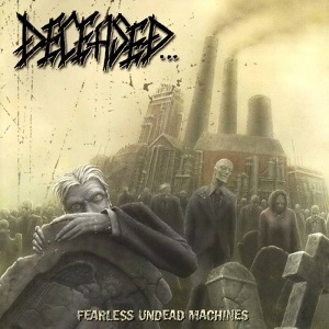 Deceased - Fearless Undead Machines 12 - fanzine