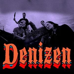 DENIZEN 1 - fanzine