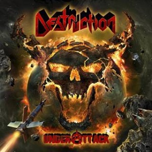 Destruction - Under Attack 1 - fanzine