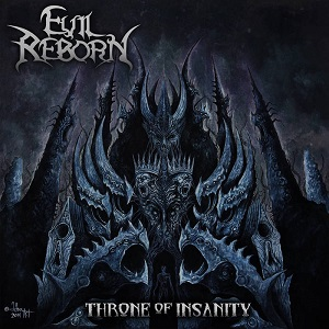 Evil Reborn - Throne of Insanity 1 - fanzine