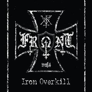 Front - Iron Overkill 1 - fanzine