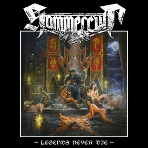 Hammercult - Legends Never Die 1 - fanzine