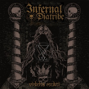 Infernal Diatribe - Videha Mukti 1 - fanzine