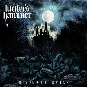 Lucifer's Hammer - Beyond The Omens 1 - fanzine