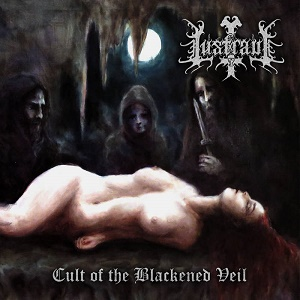 Lustravi - Cult Of The Blackened Veil 1 - fanzine