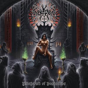 Mørknatt - Witchcraft of Domination 1 - fanzine