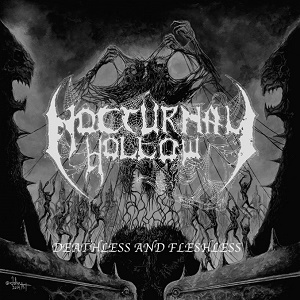 Nocturnal Hollow - Deathless and Fleshless 1 - fanzine