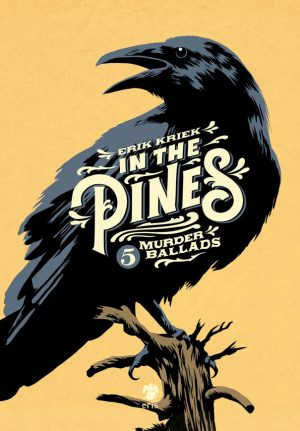 Erik Kriek - In the Pines 1 - fanzine