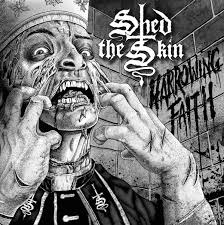 Shed The Skin - Harrowing Faith 1 - fanzine