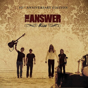 The Answer - Rise 10th Anniversary Edition 1 - fanzine