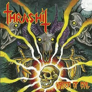 Thrashit - Kaiser of Evil 10 - fanzine