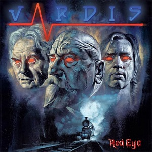 Vardis - Red Eye 1 - fanzine