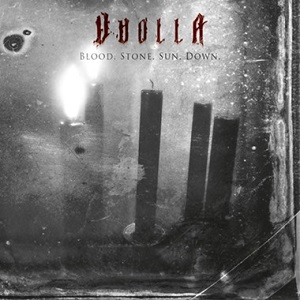 Vuolla - Blood. Stone. Sun. Down. 1 - fanzine