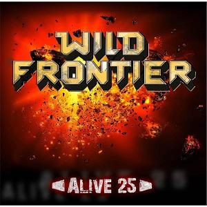 Wild Frontier - Alive 25 1 - fanzine
