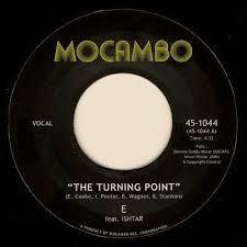 E - The Turning Point 1 - fanzine