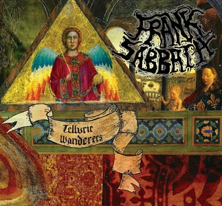 Frank Sabbath - Telluric Wanderers 1 - fanzine