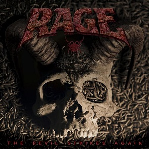 Rage - The Devil Strikes Again 1 - fanzine