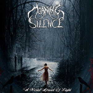Moaning Silence - A World Afraid Of Light 1 - fanzine