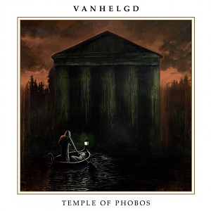 Vanhelgd - Temple of Phobos 1 - fanzine