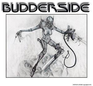 Budderside - Budderside 1 - fanzine