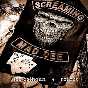 Dee Calhoun - Rotgut 1 - fanzine