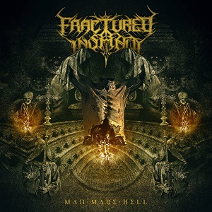 Fractured Insanity - Man Made Hell 1 - fanzine