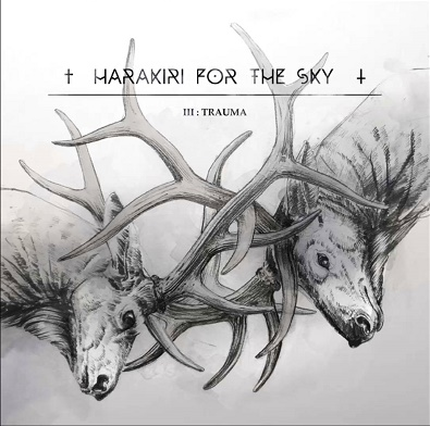 Harakiri For The Sky - III Trauma 1 - fanzine