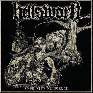 Hellsworn - Repulsive Existence 1 - fanzine
