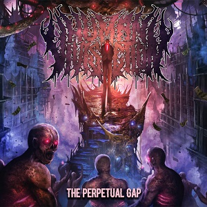 Human Vivisection - The Perpetual Gap 1 - fanzine