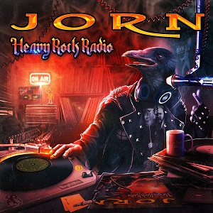 Jorn - Heavy Rock Radio 1 - fanzine
