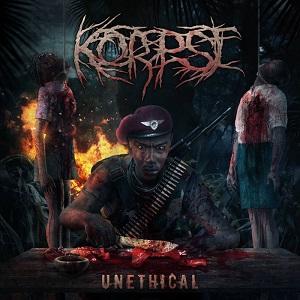 Korpse - Unethical 12 - fanzine