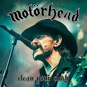 Motörhead - Clean Your Clock 1 - fanzine