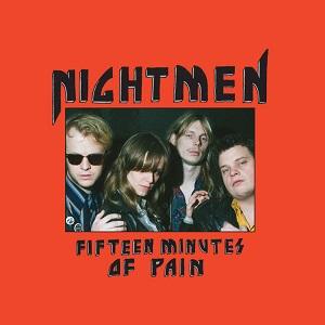 Nightmen - Fifteen Minutes Of Pain 1 - fanzine
