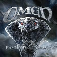 Omen - Hammer Damage 1 - fanzine