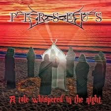 Perseus - A Tale Whispered In The Night 8 - fanzine