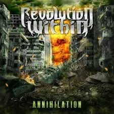 Revolution Within - Annihilation 8 - fanzine