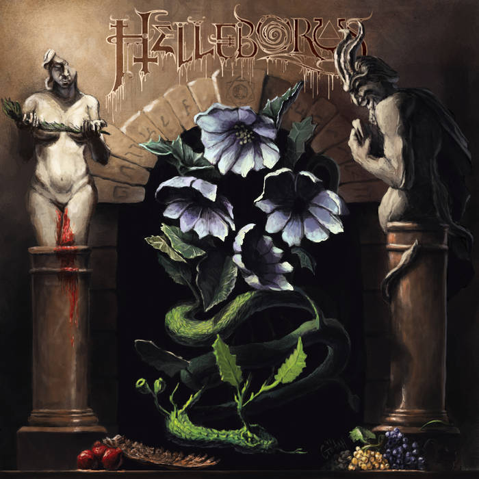 Helleborus – The Carnal Sabbath 1 - fanzine