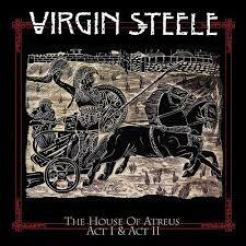 Virgin Steele - The House Of Atreus - Act I & Act II 1 - fanzine