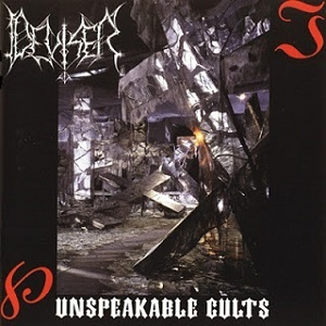 Deviser – Unspeakable Cults 1 - fanzine