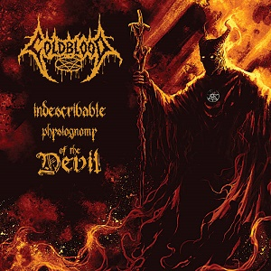 Coldblood - Indescribable Physiognomy of the Devil 1 - fanzine