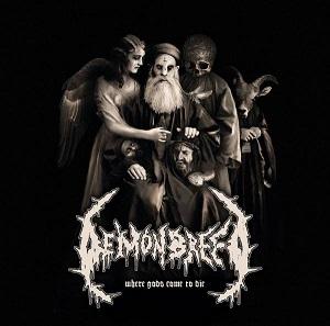 Demonbreed - Where Gods Come to Die 1 - fanzine