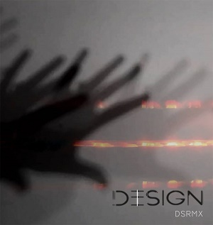 Design - DSRMX 5 - fanzine